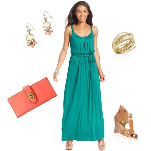 Summer Wedding Guest Outfit By Expert Shopper Finalist Katie Maxi Dresses