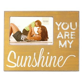 Sonoma Life Style You Are My Sunshine 4 X 6 Frame Picture Frames