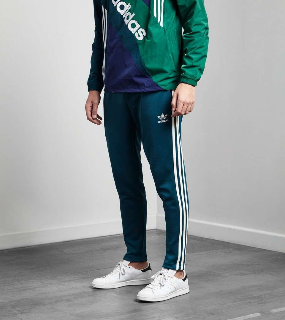 adidas Originals Superstar Tapered Track Pants - size? Exclusive