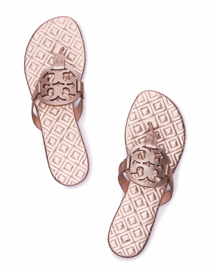 6d47f1625 For Mother s Day  Tory Burch Miller Sandal
