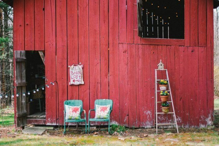 Spend The Night Inside This Charming Barn Loft In West Virginia For A Magical Overnight Stay #westvirginia