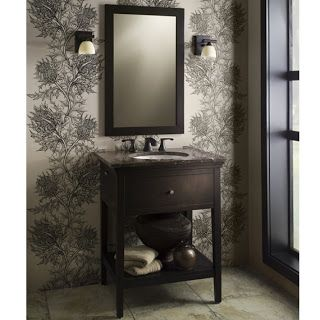 Rebecca Elliott Interior Design: Beautiful bathroom design ideas