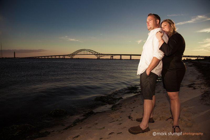 captree state park engagement photos - Google Search
