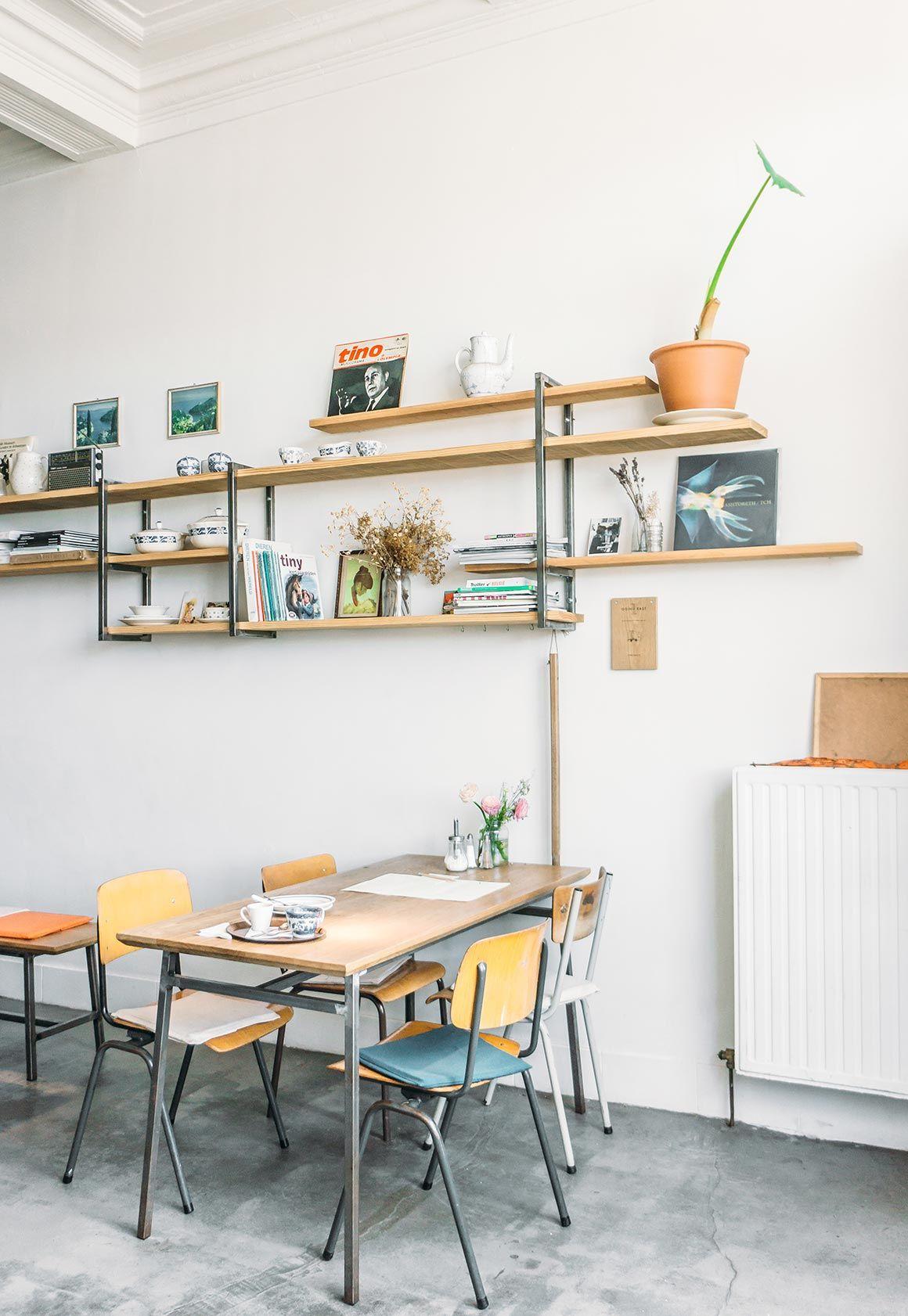 Interior & coffee