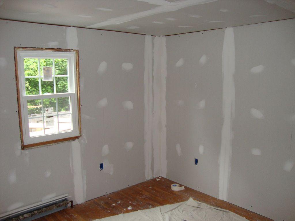 How To Repair Loose Drywall Tape Via Wikihow