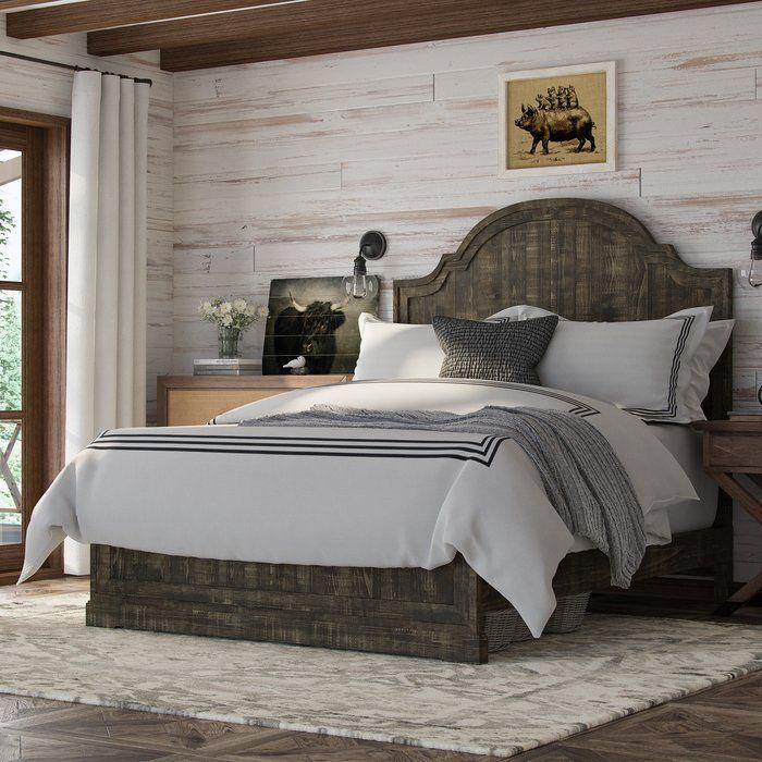 Arthurs Panel Bed in 2018 decoration Pinterest Bedroom, Bed