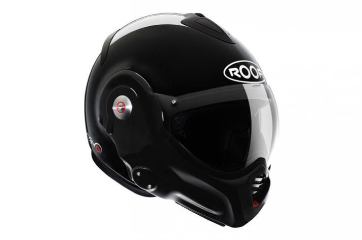 Roof Desmo Gloss Black Same Or Next Day Shipping Ebay Capacete