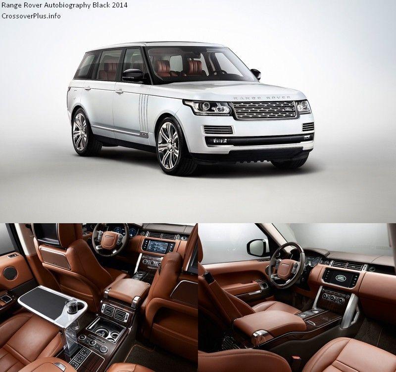 Range Rover LWB и Range Rover Autobiography Black 2014