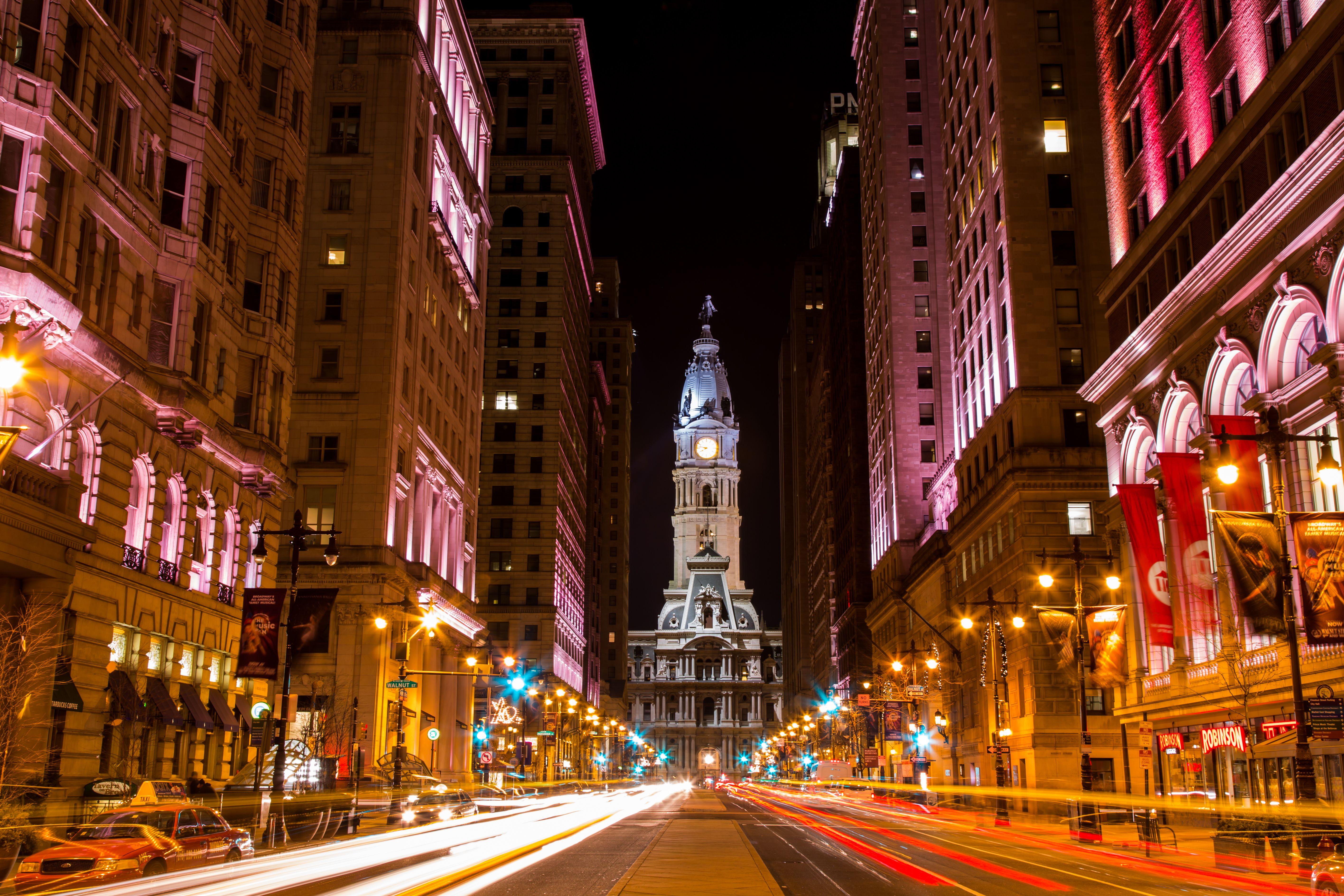 Lrng Philly Philadelphia City Hall Downtown Philadelphia Philadelphia