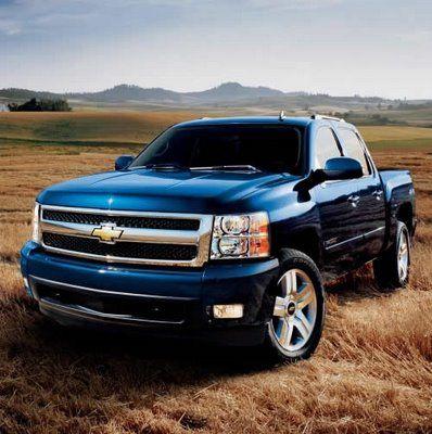 Chevrolet Silverado este si es mi estilo jeje:D