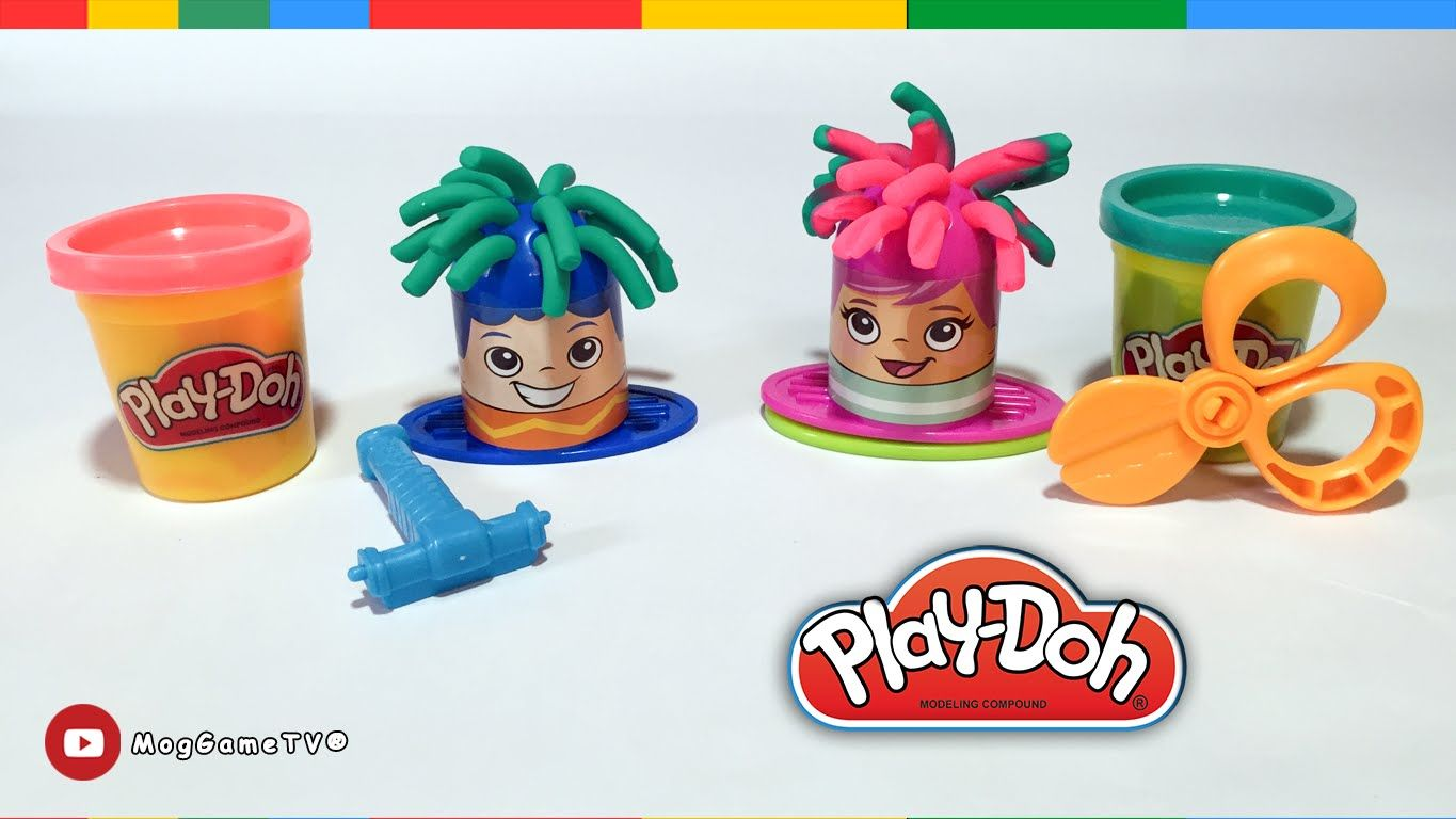 Play Doh Toys Play Doh Create And Cut Playset Play Doh Haircut