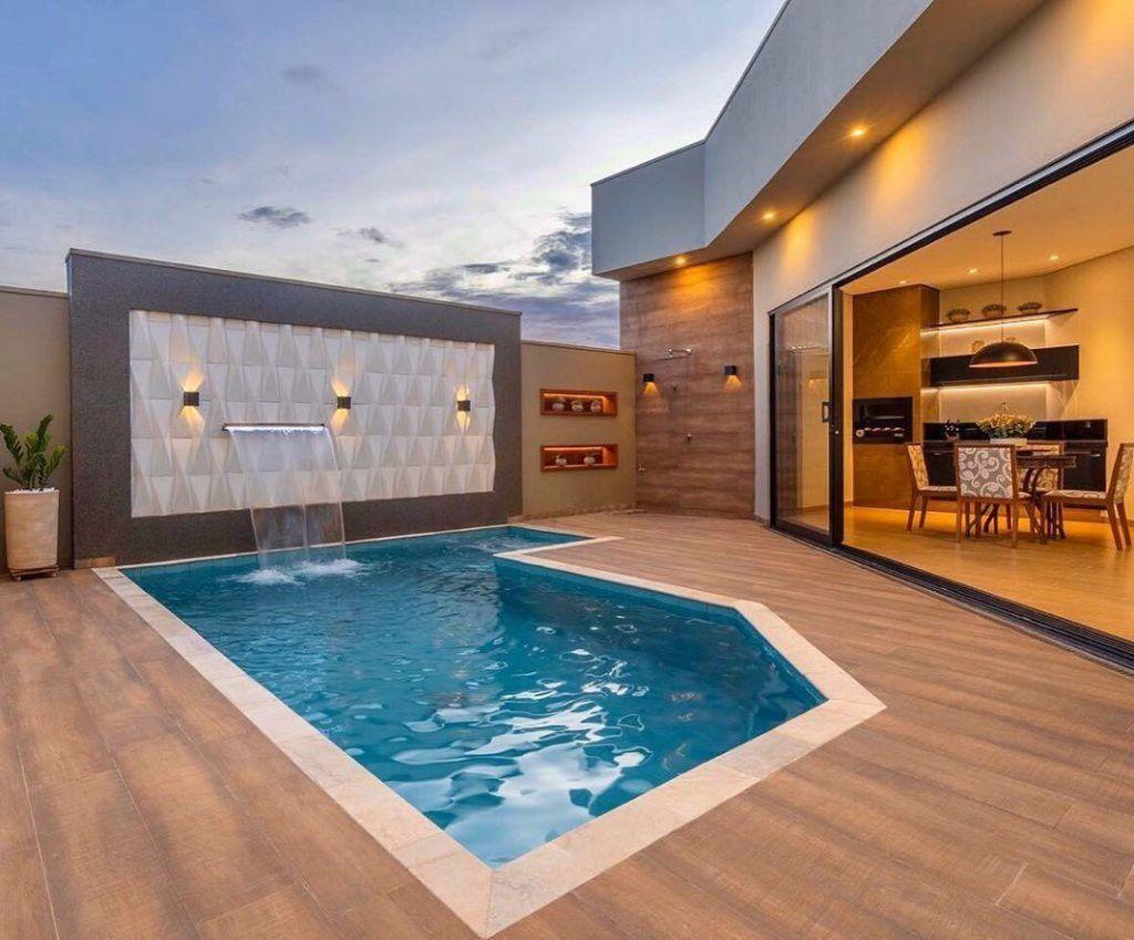 30 Beautiful Swimming Pool Design Ideas To See More Read It In 2021 Swimming Pool Designs Pool Patio Interior