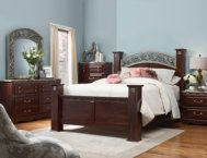 Best 6Pc King Bedroom Set With Tv Master Bedroom Bedrooms 400 x 300
