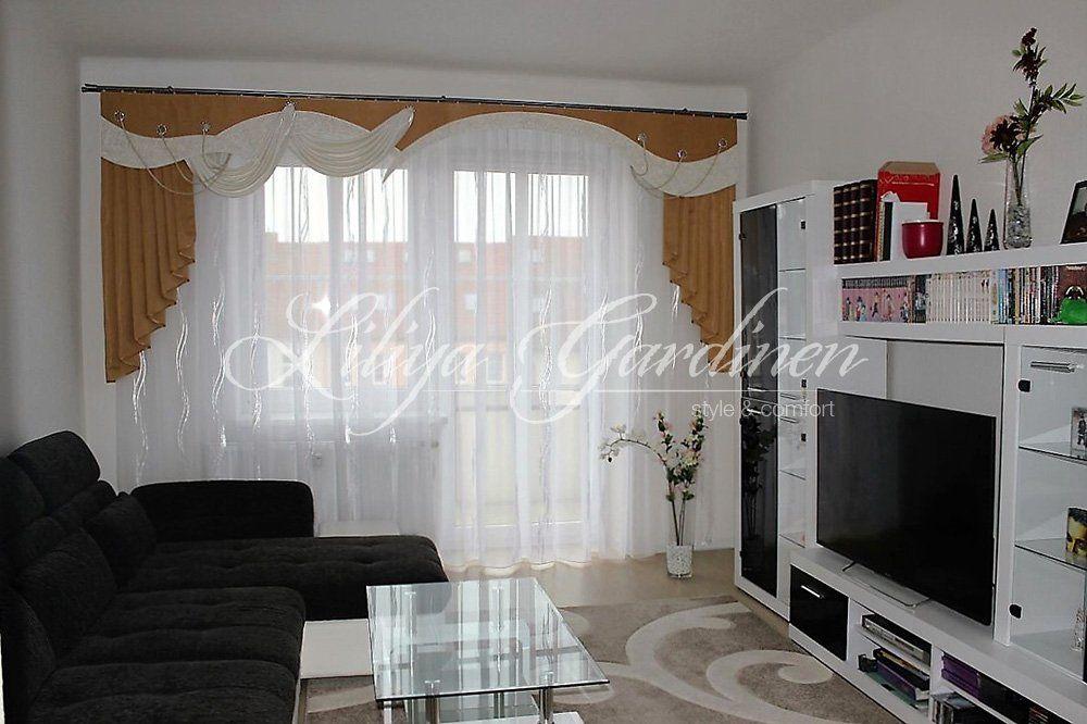 Scheibengardinen Wohnzimmer ~ Wohnzimmer « gardinen liliya einrichten gardinen