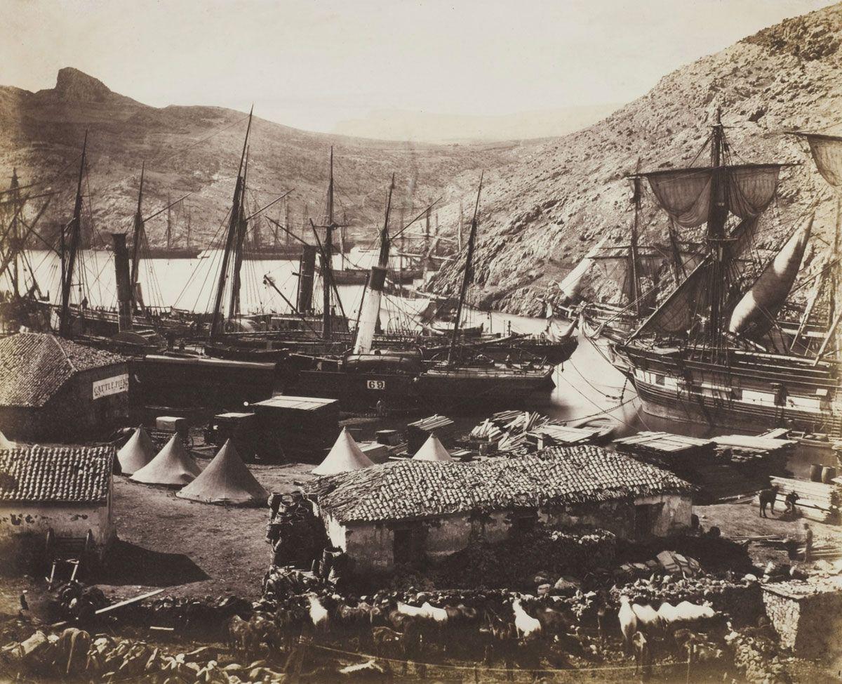 roger-fenton-cossack-bay-balaclava-1855-web
