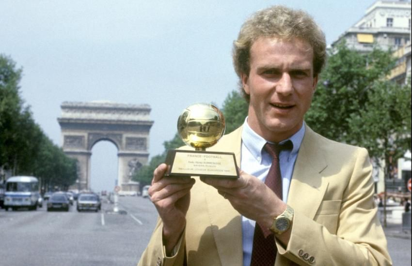 Karl-Heinz Rummenigge | Karl-heinz rummenigge, Ballon d'or, Good soccer players