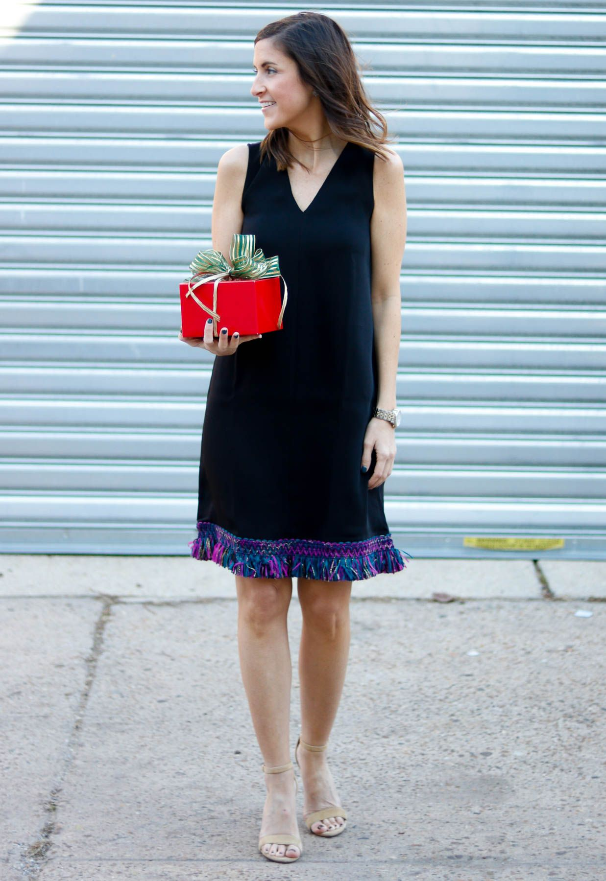 Versatile Holiday Party Dress | Pinterest fashion, Blogger style and ...