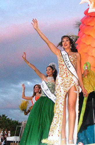 Carnaval in Mazatlan, State of Sinaloa, Mexico