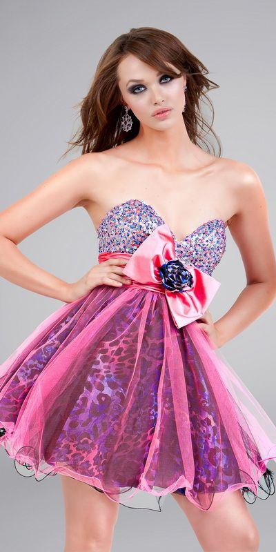 1000  images about Dress like a Barbie doll (short formal gowns ...