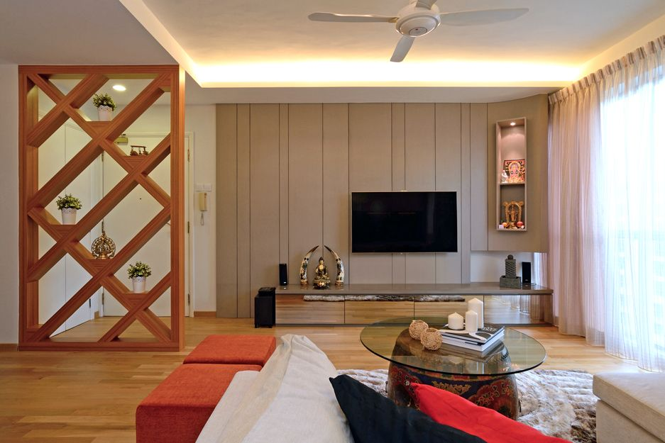 Apartment Indian Crib Cozy Modern Home In Singapore Developed For An Couple