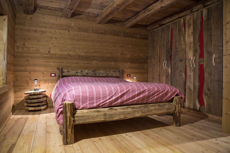 Mountaincollection baita chalet legno antico wood
