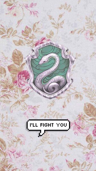 Slytherin Pride Lockscreen Tumblr Harry Potter Wallpaper