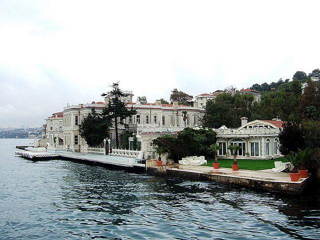 https://flic.kr/p/3PRKhZ | Bosphorus ferry trip, Istanbul | Kanlica