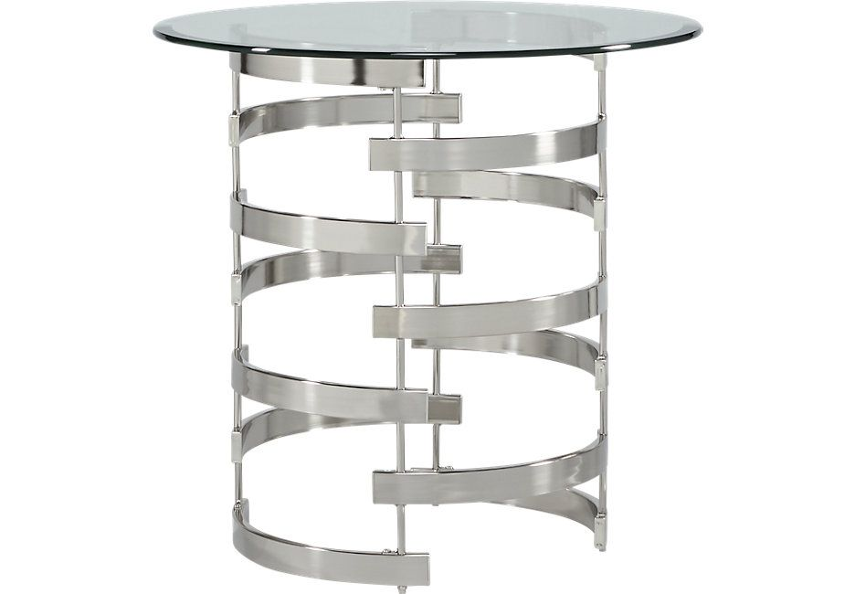 Baylor Metal End Table Metals Tables and Living room sets