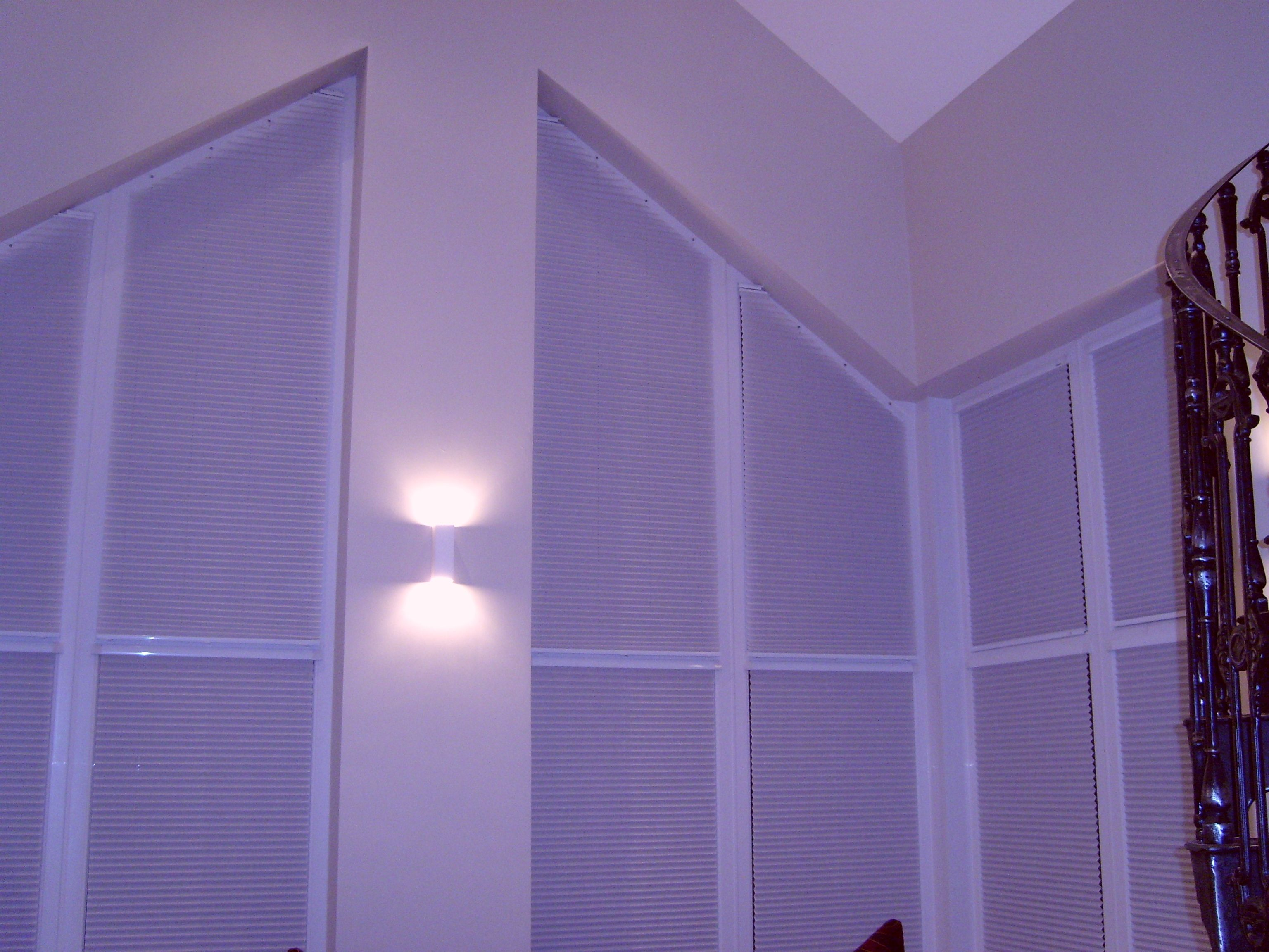 Odd Shaped Blind Solutions At Www Avolonblinds Com
