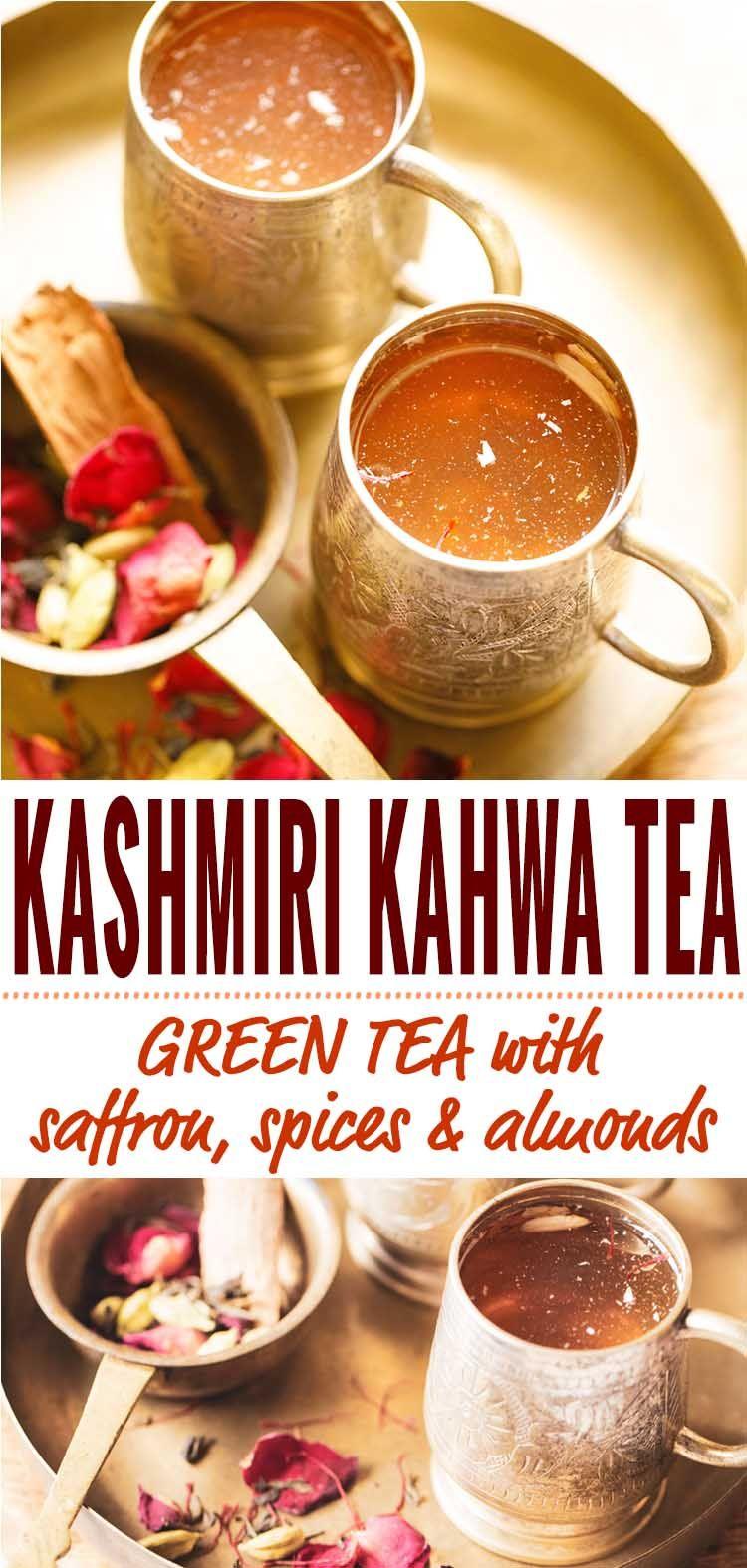 Photo of kahwa   kashmiri kahwa   how to make kahwa tea