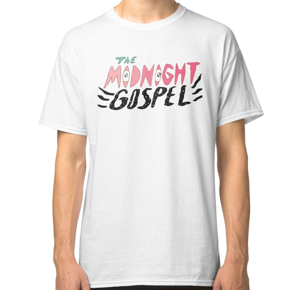 Midnight gospel classic tshirt in 2020 classic t shirts