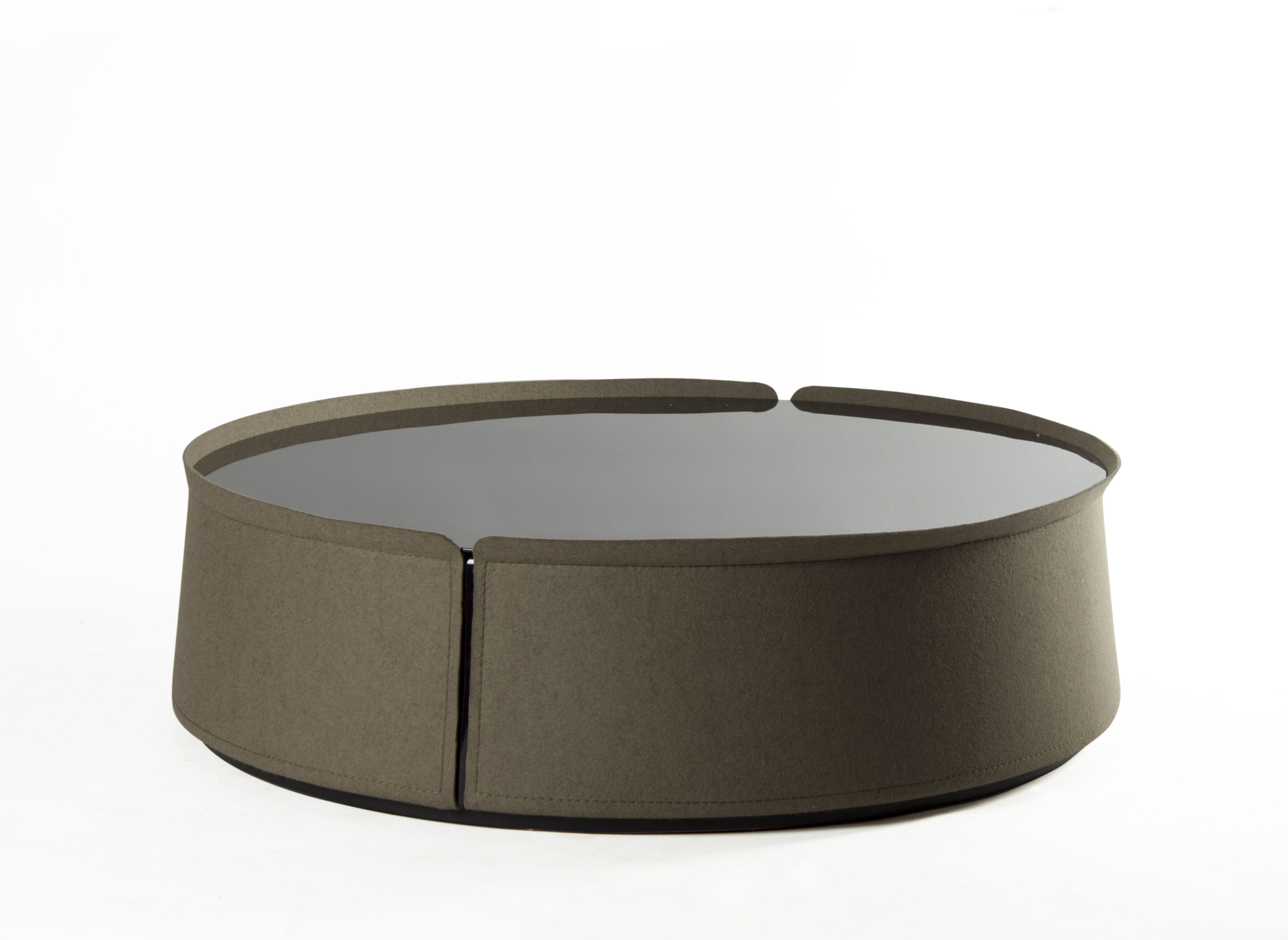 CORUM Coffee table for living room Les Contemporains Collection by