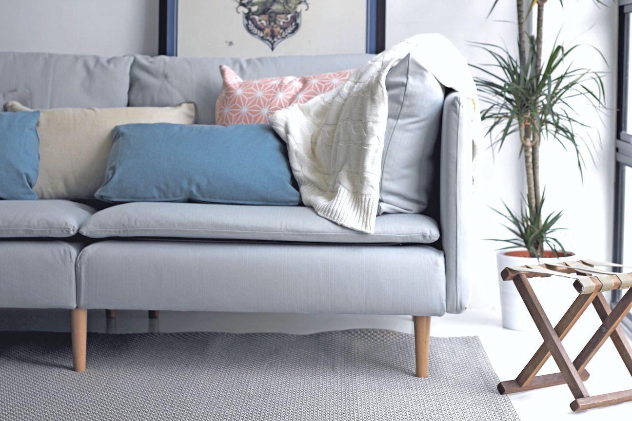 Patas De Madera Para Tu Sofa Ikea Y Mas Salon Comedor Muebles