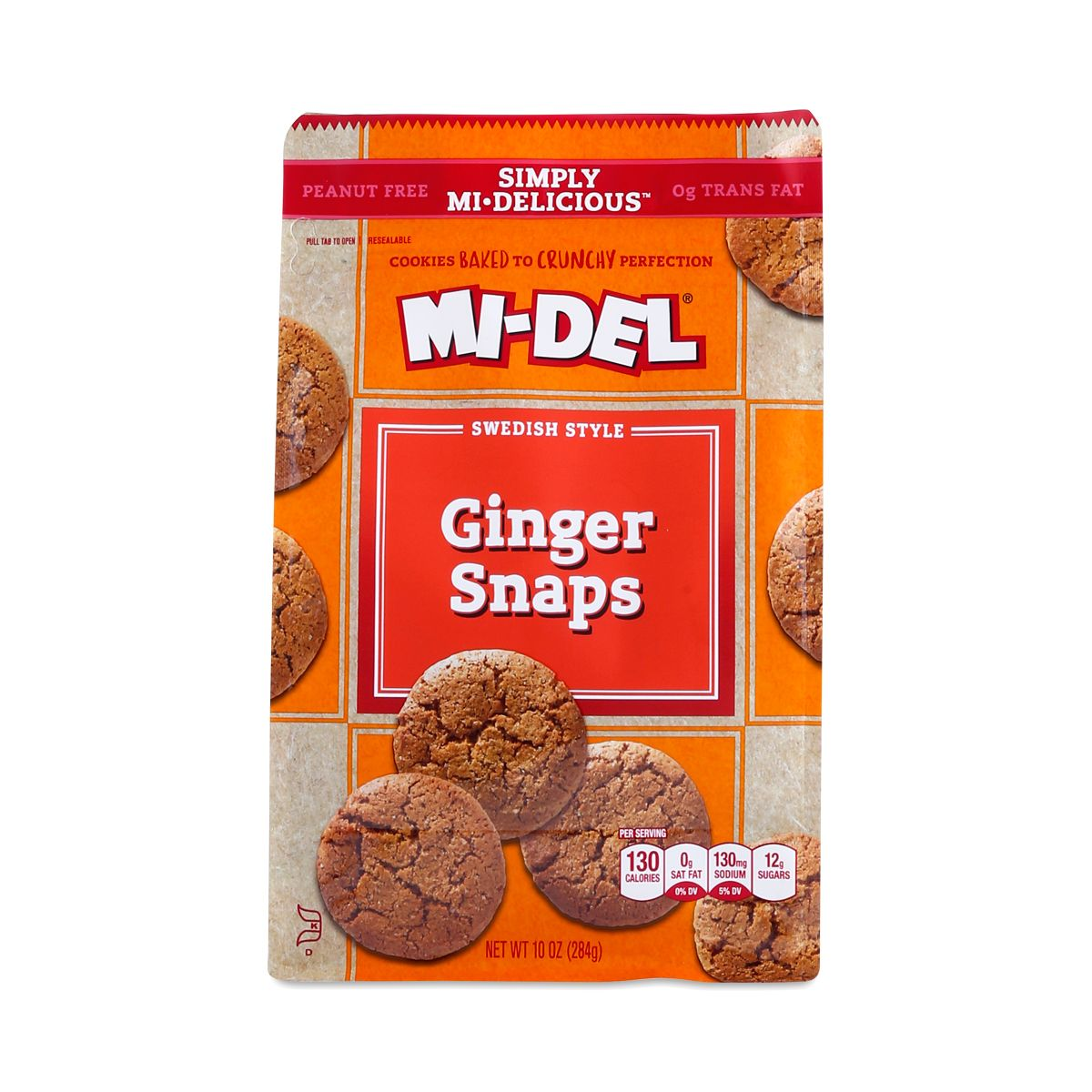 Shop Midel All Natural Ginger Snaps At Wholesale Price Only At