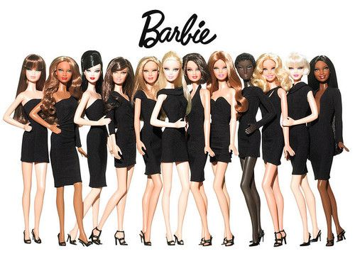Loved Barbie as a kid and she was a great Halloween costume!! Blonde hair for a night!  sc 1 st  Pinterest & Loved Barbie as a kid and she was a great Halloween costume!! Blonde ...