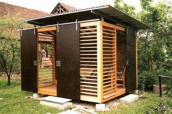 Die GrundlagenSchritte für den Bau eines HolzGarten