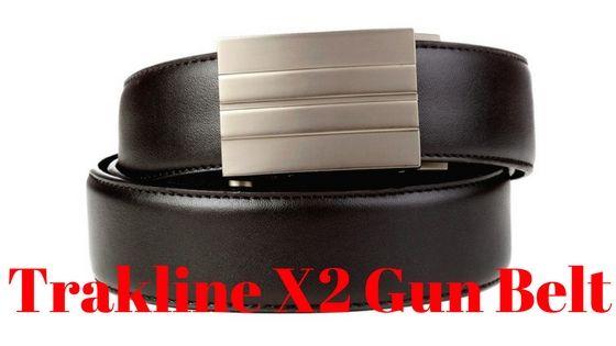 Gun Belt - Trakline X2 Gun Belt Review