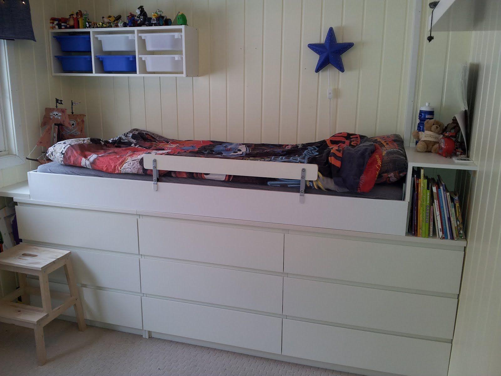 malm seng ikea malm seng kommode   Google søk | Boys Room in 2018  malm seng