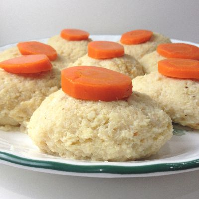 how to make gefilte fish loaf