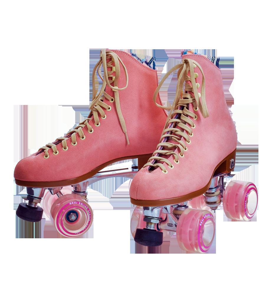 Pink roller skates - photo#55