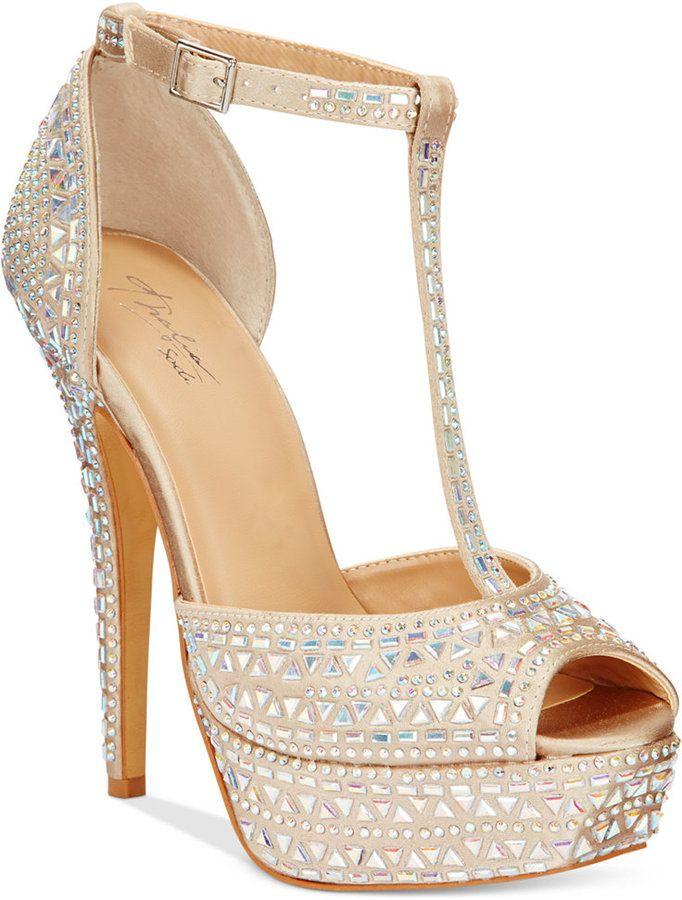Flor Platform Dress Sandals