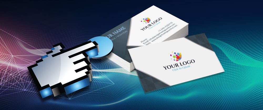 Design your own business card office stationery design pinterest design your own business card fbccfo Image collections