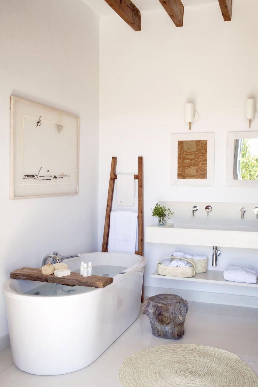 Salle de bains zen esprit spa | Inspiration déco, par Côté ...