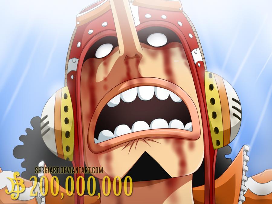 Wanted 4 God Usopp One Piece Anime One Piece Images Usopp