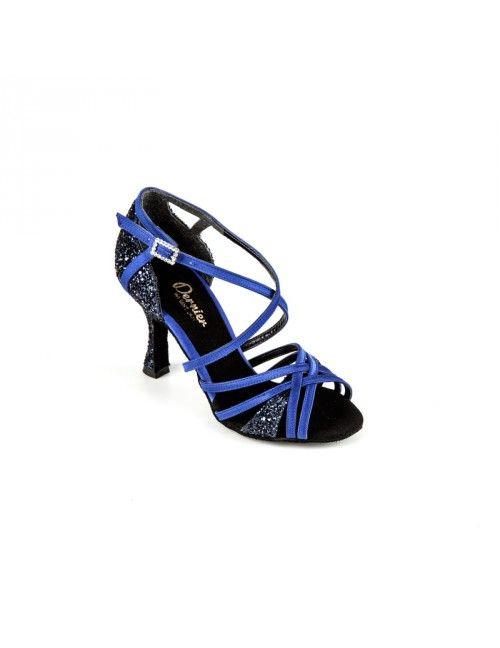 Las mujeres de moda bailando Rumba Waltz Prom Sal/ón de baile Latino Salsa Zapatos de baile Sandalias