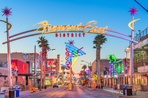 The 11 most photoworthy spots in Vegas off the Strip