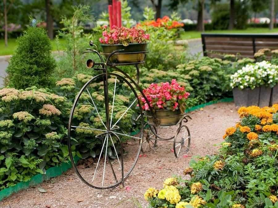 C mo crear un peque o parterre de hierbas decorativas for Como crear un jardin pequeno