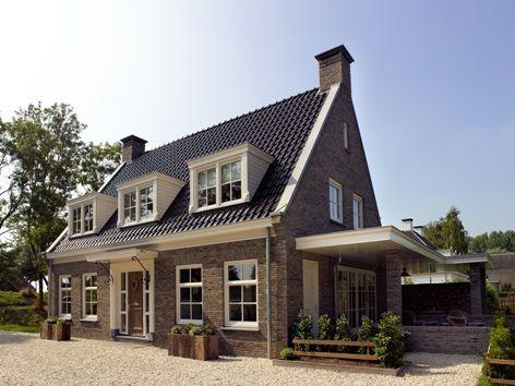 Vrijstaand Huis Bouwen : Luxe t kap vrijstaande woning bouwen wonen huis