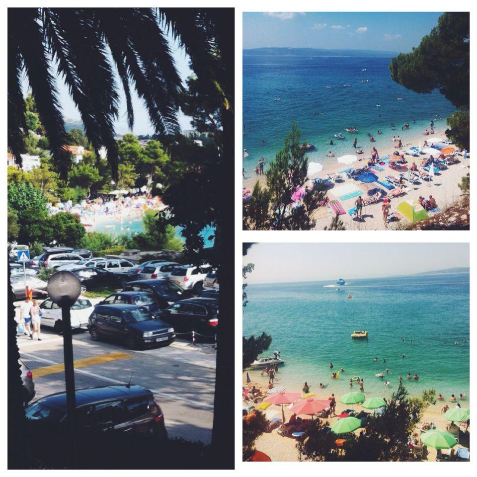 Baška Voda, Croatia  ⚓️ #sea #croatia #sunny