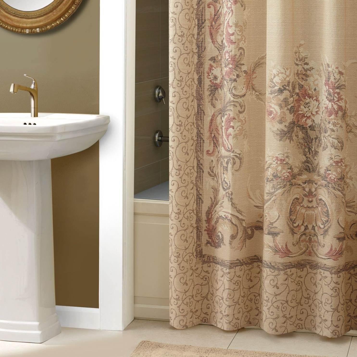 Shower Curtains With Matching Window Curtains And Valances Http